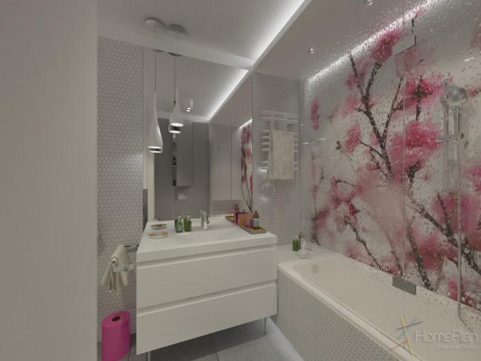 łazienka ładna Z Natury